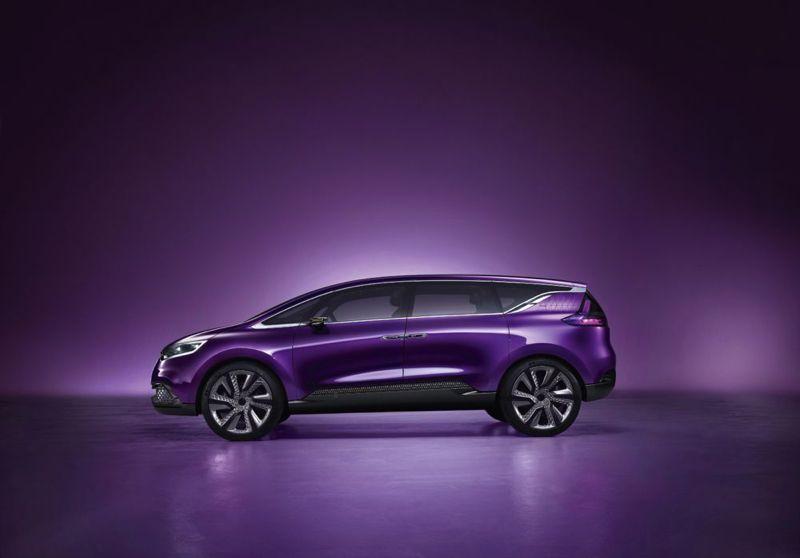 Concept Renault 2013 Initiale Paris Concept 2013