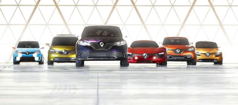 Concept 2013 Renault Initiale Paris Concept 2013