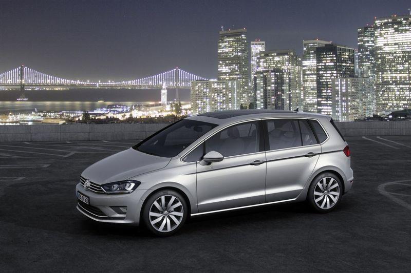 les prix de la nouvelle golf sportsvan actu automobile. Black Bedroom Furniture Sets. Home Design Ideas