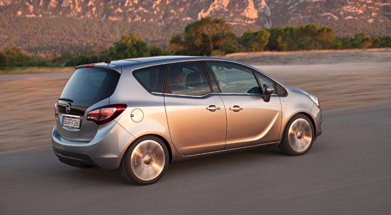 Nouvel Opel Meriva