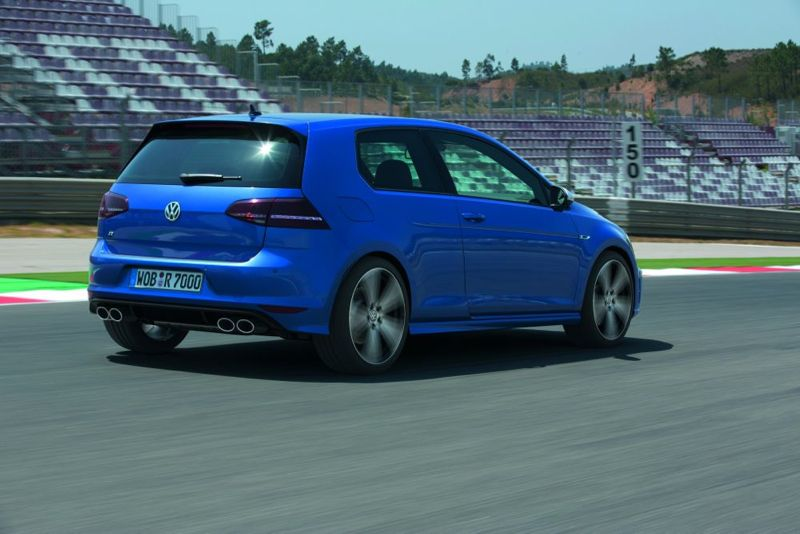 le prix de la nouvelle volkswagen golf r actu automobile. Black Bedroom Furniture Sets. Home Design Ideas