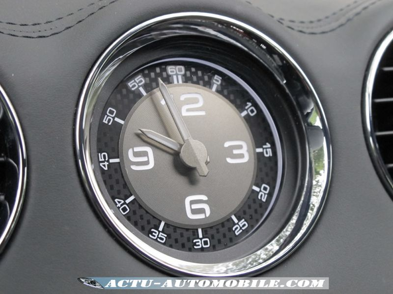 Horloge RCZ