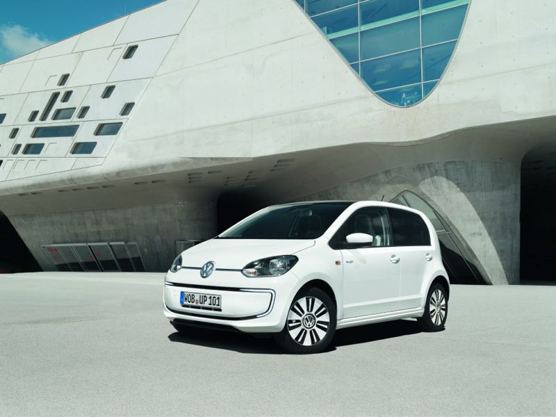 le prix de la volkswagen e up 18950 euros actu automobile. Black Bedroom Furniture Sets. Home Design Ideas