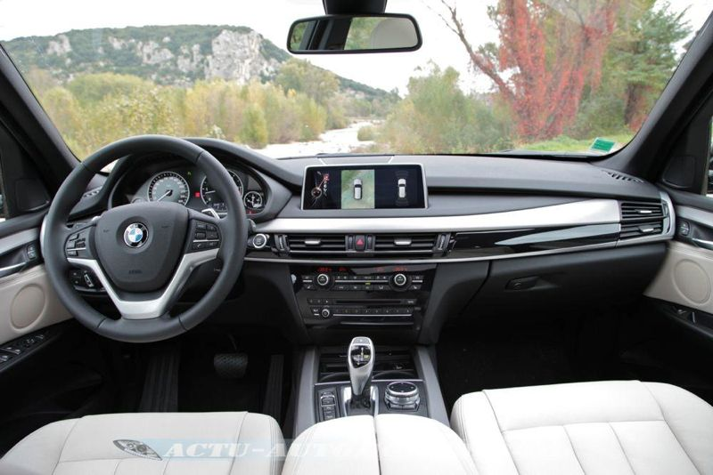 essai nouveau bmw x5 xdrive 30d lounge plus actu automobile. Black Bedroom Furniture Sets. Home Design Ideas