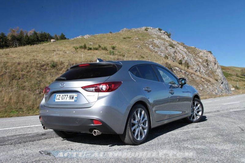 Mazda 3 Dynamique 2013