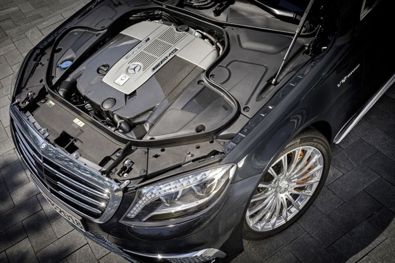 Mercedes Classe S 65 AMG