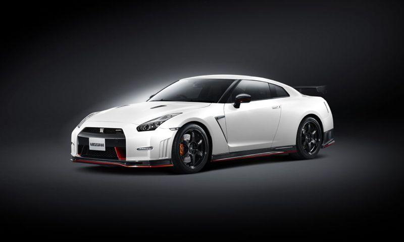 Nissan GT-R Nismo 2014