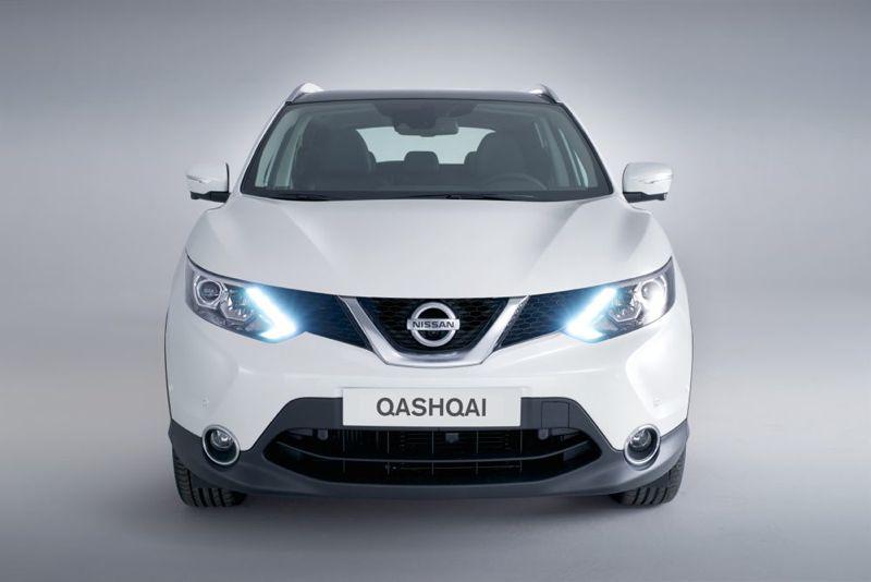 Nouveau Nissan Qashqai