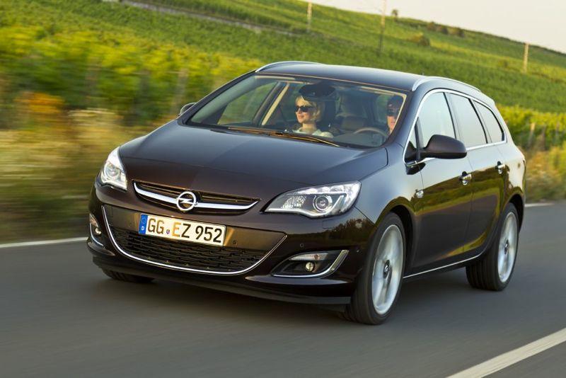 Opel Astra CDTI 136
