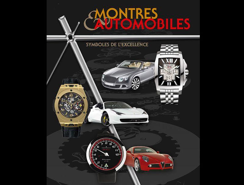 Livre E.T.A.I : Montres & Automobiles par Hubert Hainault