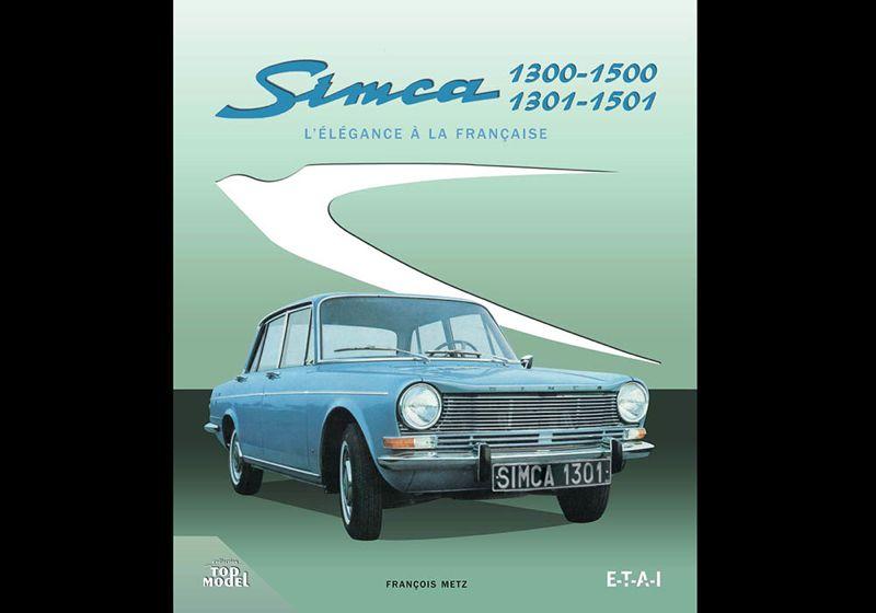 Simca 1300-1500/1301-1501 : l'élégance à la française