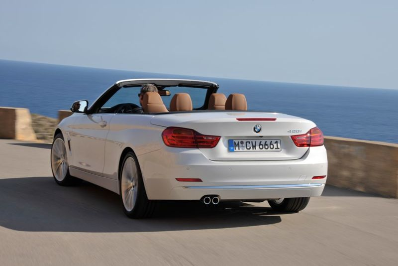 les prix de la bmw s rie 4 cabriolet actu automobile. Black Bedroom Furniture Sets. Home Design Ideas