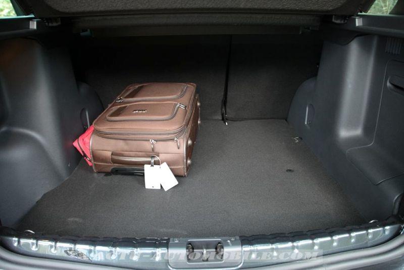 Coffre Dacia Duster restylé