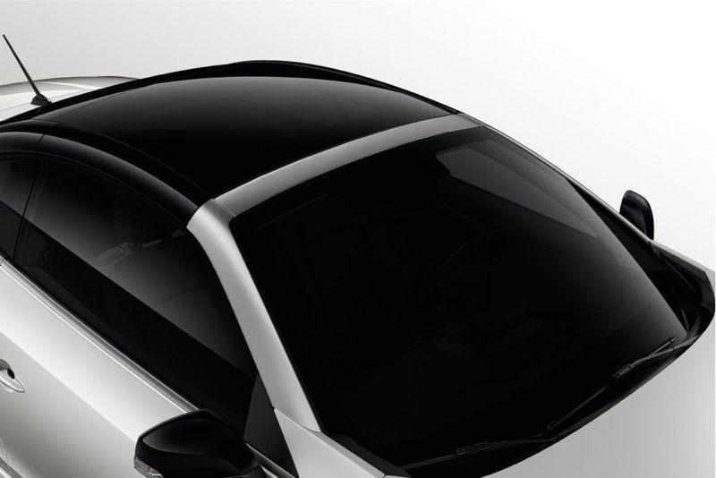 Nouvelle Renault Mégane Coupé-Cabriolet