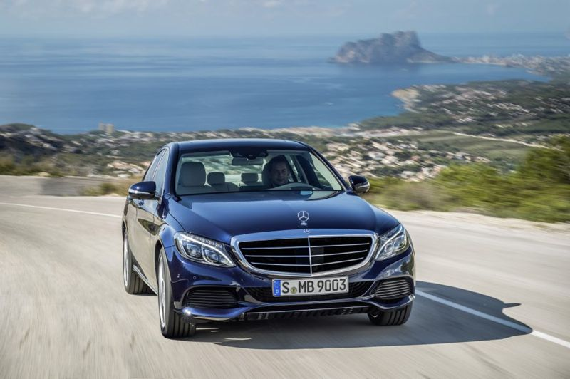 Nouvelle Mercedes Classe C
