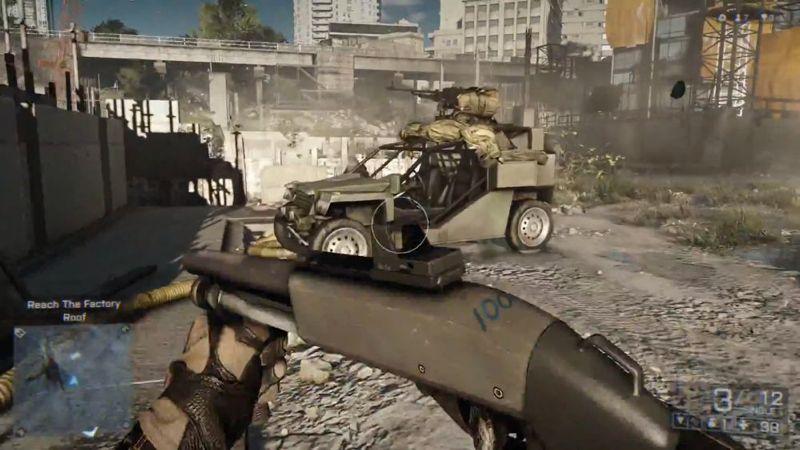 Essai Battlefield 4