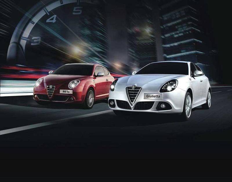 Alfa Giulietta Trofeo