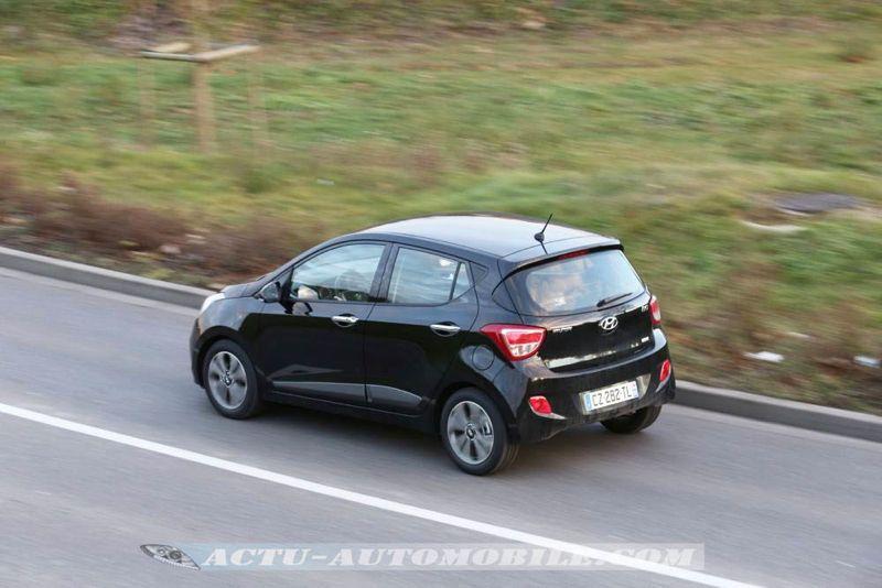 Hyundai i10 Pack Sensation 1.2