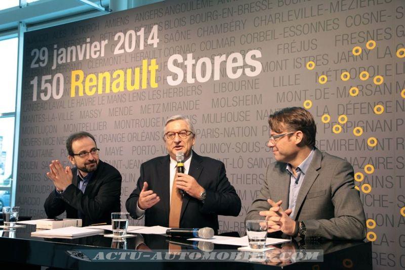 150 Renault Store - Dreux