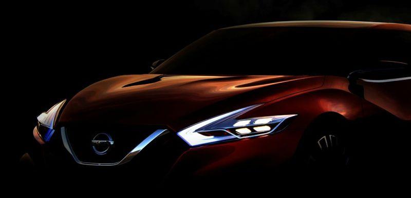 Concept-car Nissan