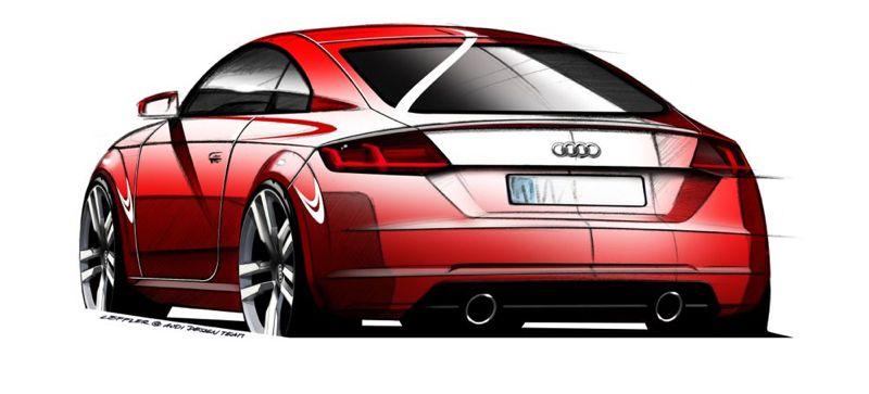 Nouveau Audi TT