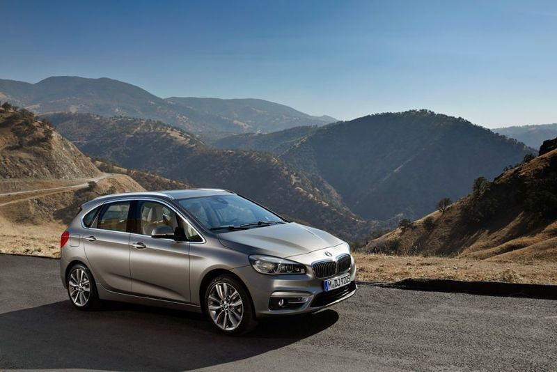 les prix de la nouvelle bmw s rie 2 active tourer actu. Black Bedroom Furniture Sets. Home Design Ideas