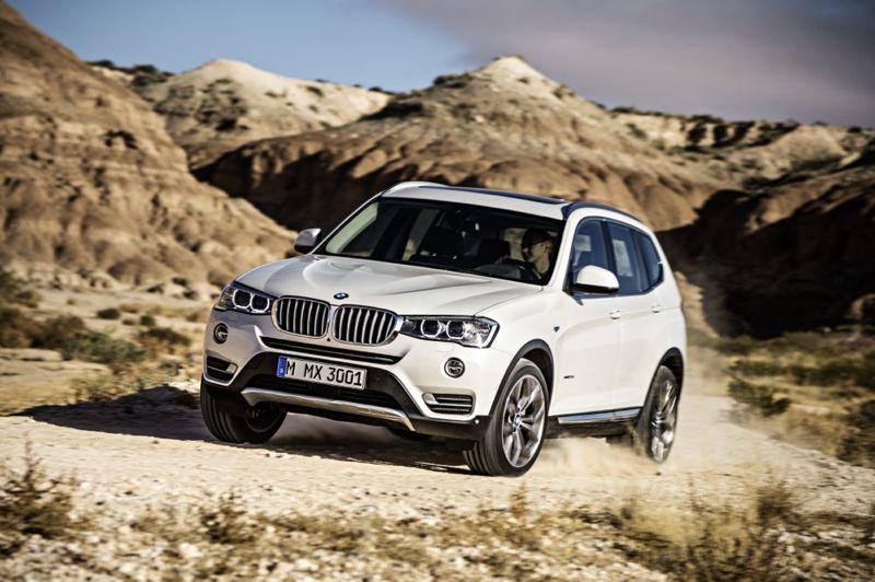 Nouveau BMW X3