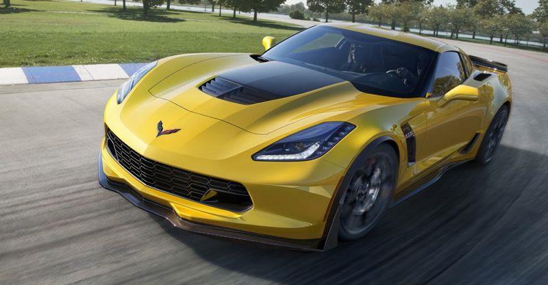 Nouvelle Corvette Z06