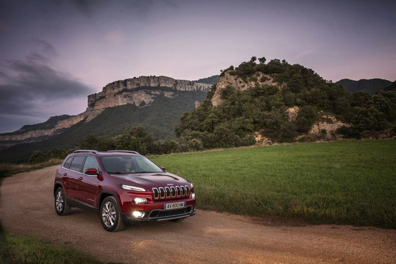 Nouveau Jeep Cherokee