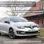 Essai nouvelle Renault Mégane Bose Energy dCi 130