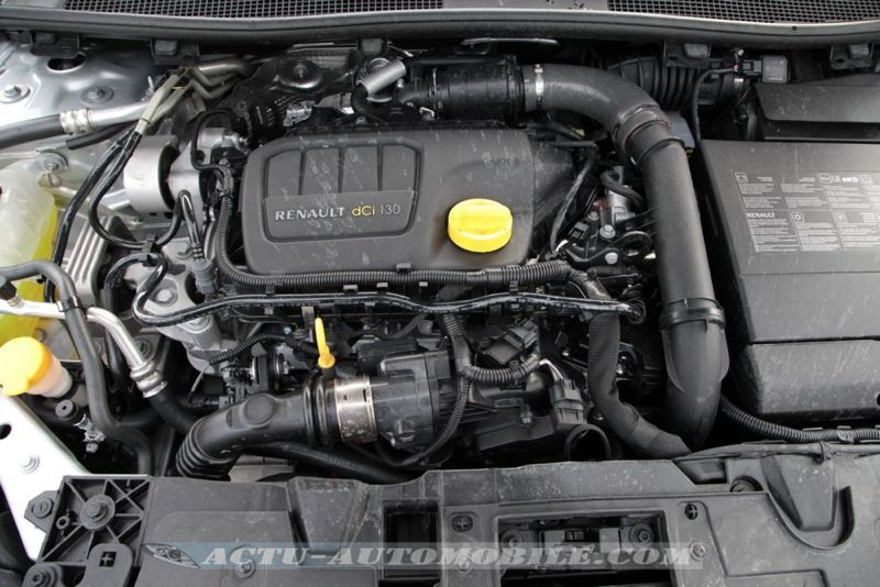 Moteur Energy 1.6 dCi 130 Renault Mégane