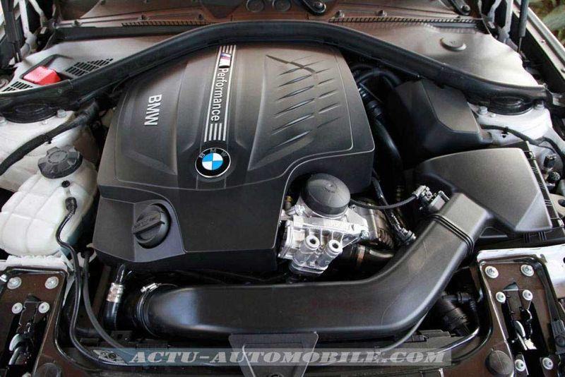 Moteur BMW M235i