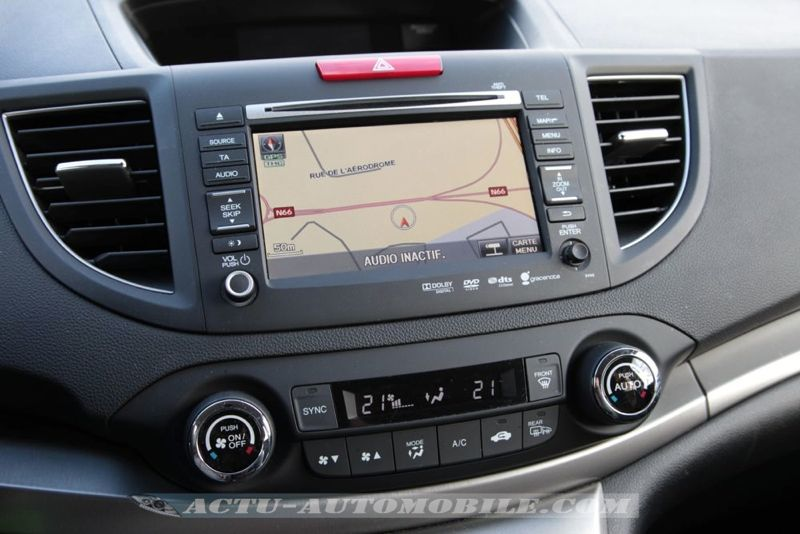 GPS Honda CR-V 1.6 i-DTEC Executive Navi