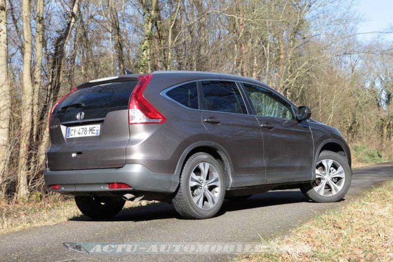 Honda CR-V 1.6 i-DTEC Executive Navi