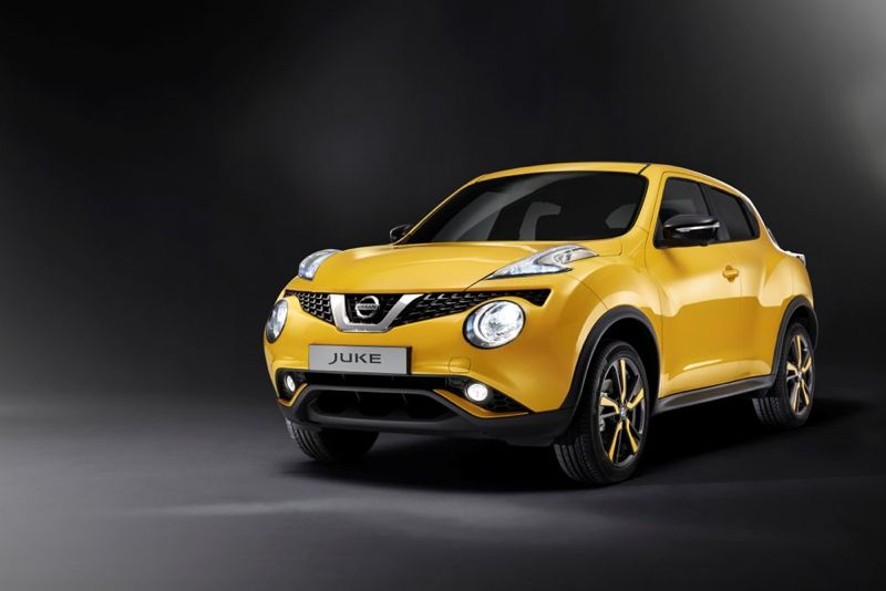 Nouveau Nissan Juke