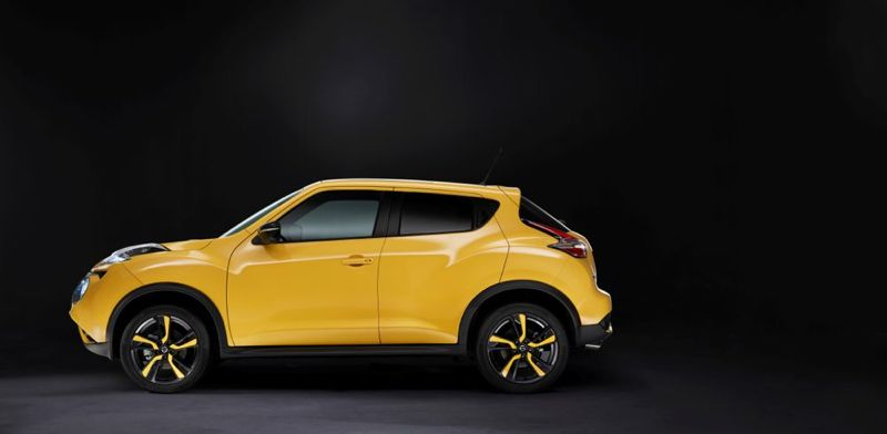nissan juke le facelift actu automobile. Black Bedroom Furniture Sets. Home Design Ideas
