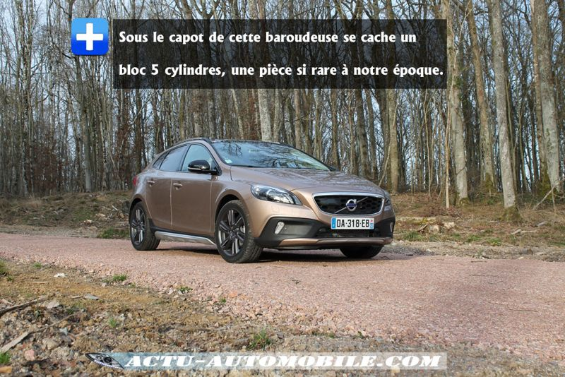 essai volvo v40 cross country d3 geartronic. Black Bedroom Furniture Sets. Home Design Ideas