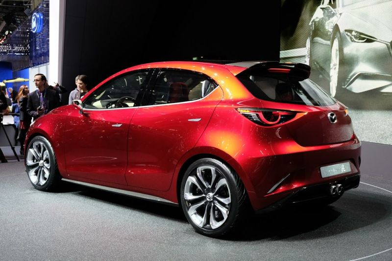 Mazda Hazumi La Mazda 2 Se Profile Actu Automobile