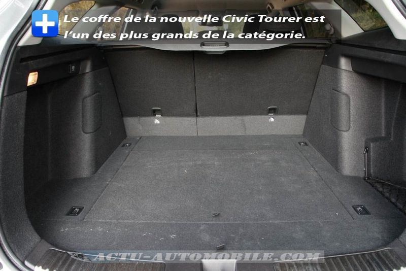 essai nouvelle honda civic tourer 1 6 i dtec 120 actu automobile. Black Bedroom Furniture Sets. Home Design Ideas