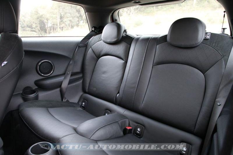 Nouvelle Mini Cooper S