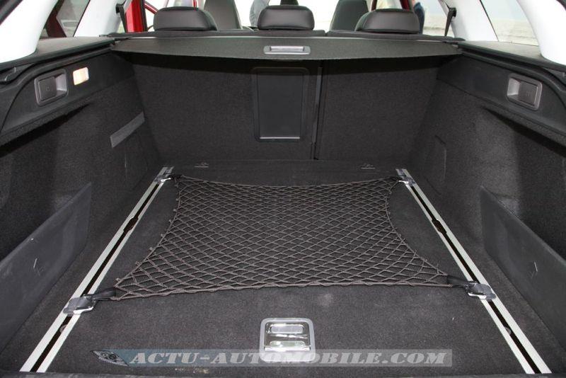 Coffre Peugeot 308 SW