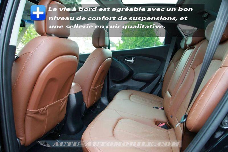 Hyundai ix35 restylé