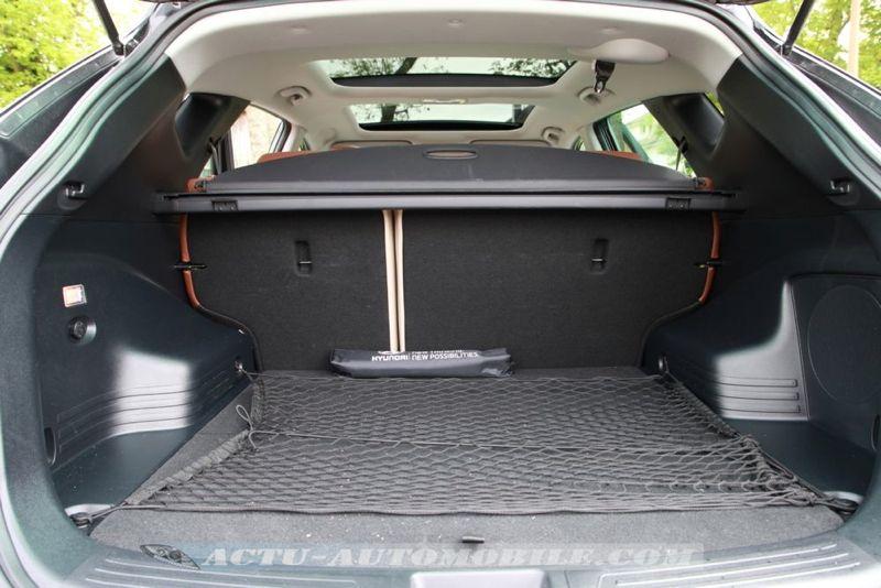 Coffre Hyundai ix35