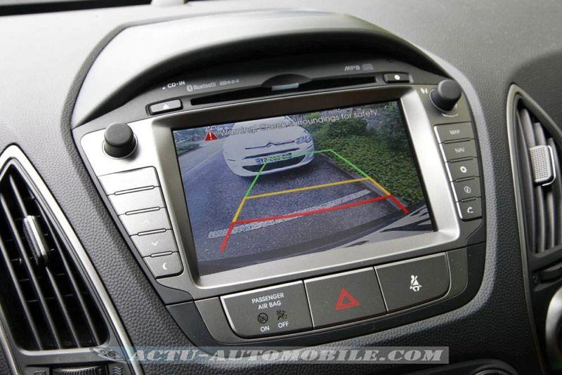 Caméra de recul Hyundai ix35