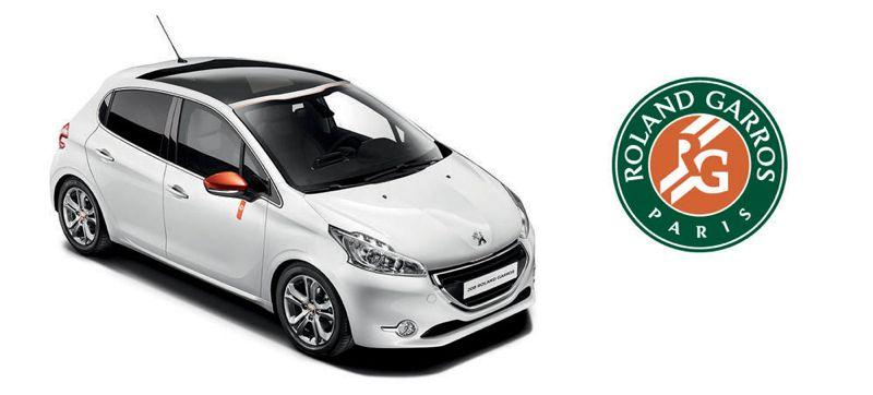 Peugeot 208 Roland Garros