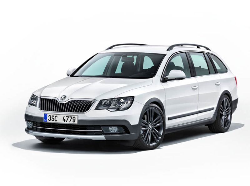 les prix de la nouvelle skoda superb combi offroad actu automobile. Black Bedroom Furniture Sets. Home Design Ideas