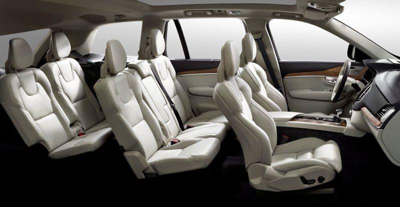 Intérieur Volvo XC90 2014