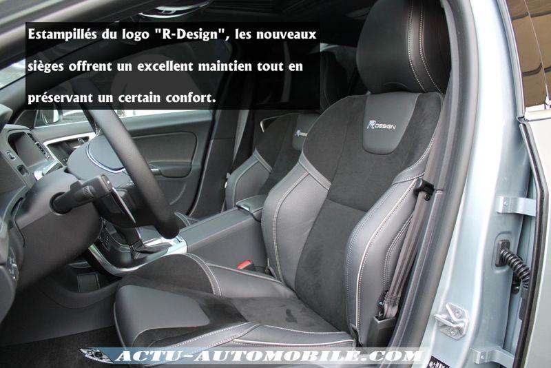 Sièges V60 R-Design MY15