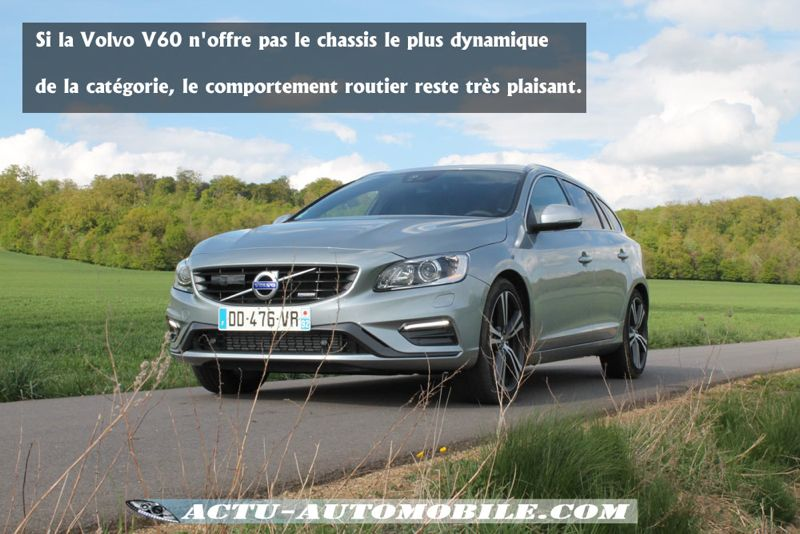 Comportement routier V60