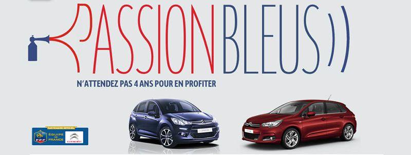 Citroën C3 Passion Bleus